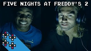 Tyler Breeze & Five Nights at Freddy's 2 — Jump Scares