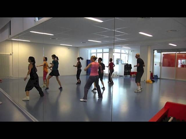 Dance Choreo - Claudia Zimmermann Reisenvideo