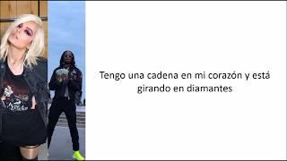 Bebe Rexha, Quavo - 2 Souls On Fire (Letra en español)