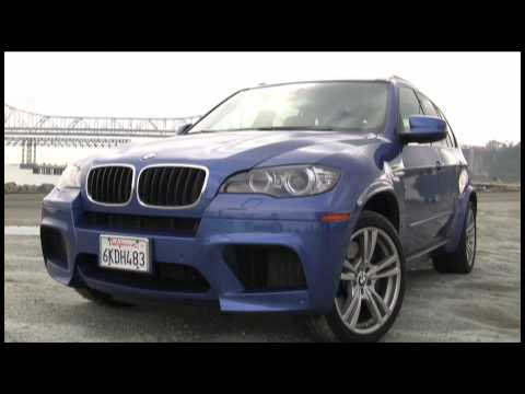 2010 BMW X5 M Review
