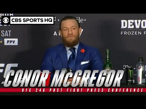 Conor McGregor: UFC