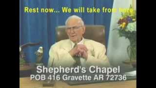 Repeat youtube video Tribute to Pastor Arnold Murray of Shepherd's Chapel 1929-2014