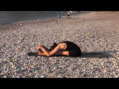 Видеоуроки по йоге хатха