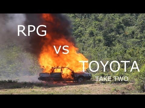 RPG Vs Toyota Take 2