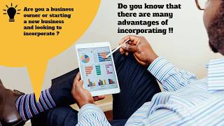 Advantages of Incorporating a Business