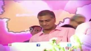 Harish Rao Upset with KCR || KCR son takes centre stage || TRS Plenary Meeting | 99tv