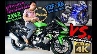 ทำไม-zx6r-ถึงแรงกว่า-แต่-r6-ถึงเร็วกว่า-รีวิวเป็นจุดๆกันไปเลย-superbike-600cc