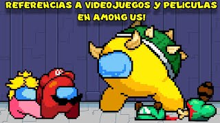 Referencias a Otros Videojuegos y Películas Ocultas en Among Us - Pepe el Mago