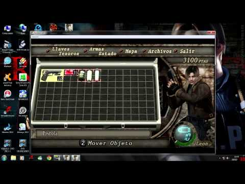 Resident evil 4 ultimate item modifier video aula youtube.