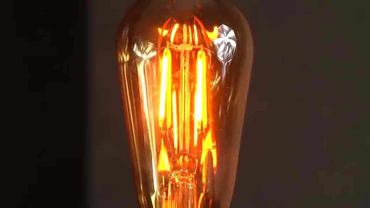 Led Edison Bulb Review Youtube