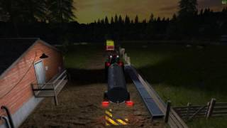 Farming Simulator 17 - Alimentation en eau du betail