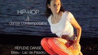 Reflexe danse - démonstration Hip Hop à Bilieu / lac de Paladru