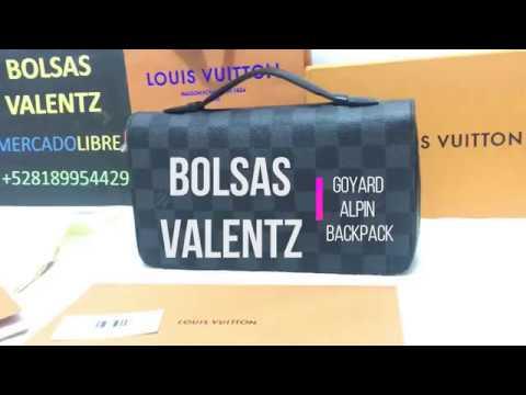 1d3d65ae1bd Louis Vuitton ZIPPY XL Damier GRAPHITE Details from Bolsas Valentz