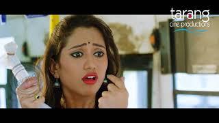 Anu & Abhi Bus Vitare Misunderstanding Ru Gale Police Station Comedy Clip Abhay Odia Movie