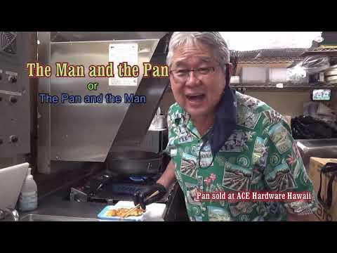 KTA's The Man and the Pan - Surimi Okara Patties