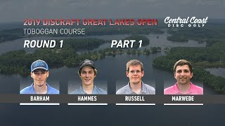 2019-discraft-great-lakes-open-round-1-part-1-barham-hammes-russell-marwede