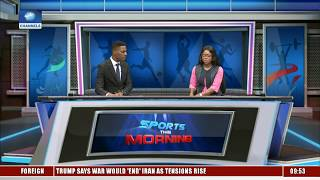 Chelsea To Decide Sarri's Fate After Europa Final |Sports This Morning|
