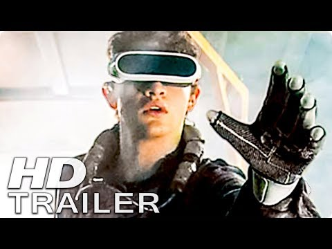 READY PLAYER ONE Trailer German Deutsch (2018)