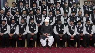 Memories of MKA USA meeting with Huzoor 2014