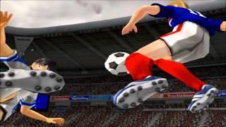 Captain Tsubasa Part 16 Semi Finals Japan Vs France