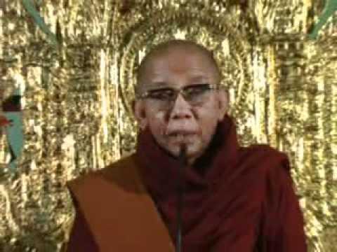 """Sayadaw Shwe Mann U Thuria, Aggamaha Kamatthana Cariya: """"About the Past"""" Tayardaw,"""