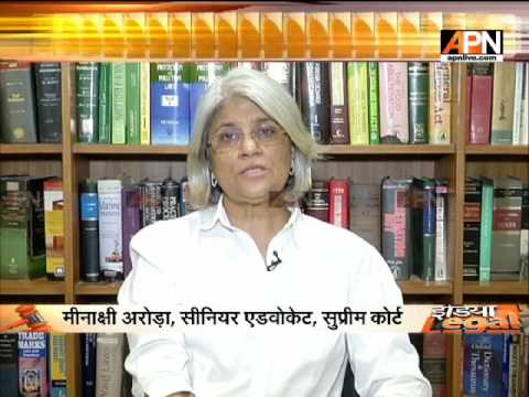 India Legal: SC is concerned with the rights between contracting parties: Sr. Adv.SC Meenakshi Arora
