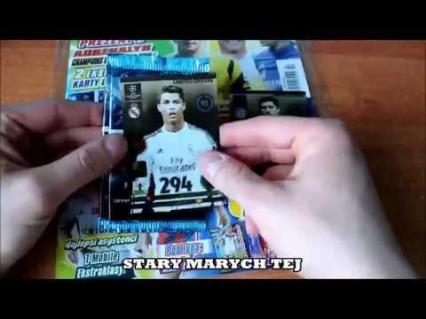 Unboxing Just Kick-It 02/15 – limited edition Lewandowski Cristiano Ronaldo