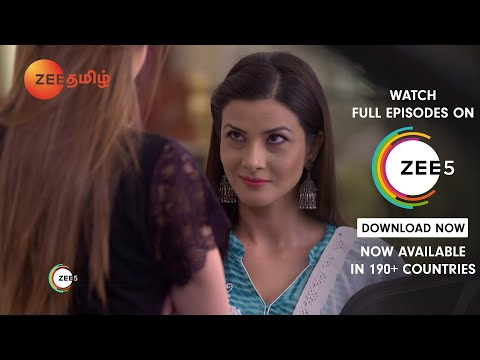 Iniya Iru Malargal - Indian Tamil Story - Episode 542 - Zee
