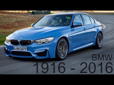 BMW - Alle Modelle / 1916 - Heute