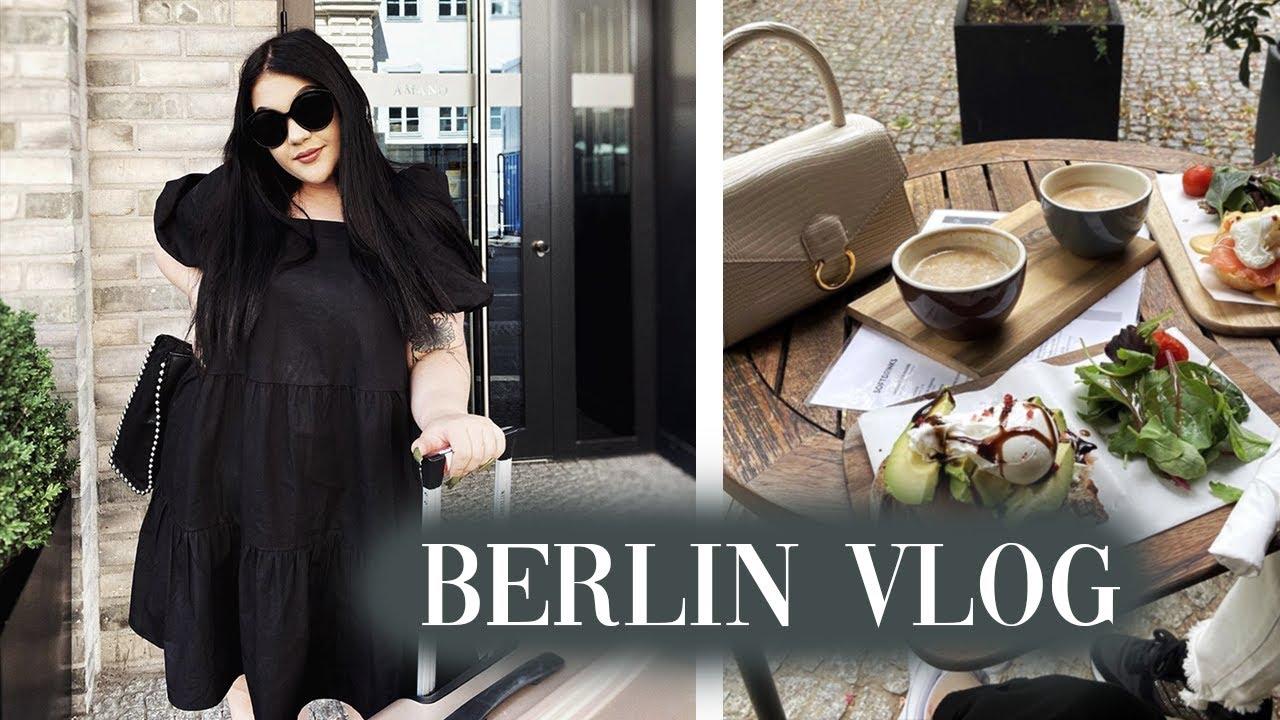 cestovatelské královny taking BERLIN lol | VLOG | SugarDenny