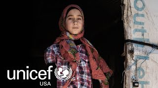 Hanadi, 13, a Syrian Child Refugee in Lebanon, Yearns for School and a Future