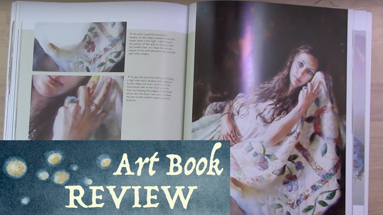Watercolor books by mary whyte - Art Book Review Painting Portraits Figures In Watercolor By Mary Whyte Youtube