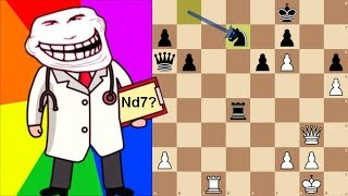 "Magnus ""The Doctor"" Carlsen 