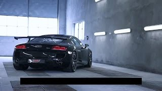 AUDI R8 V8 GTR TWIN SUPERCHARGED TUNED BY PACHURA MOTO CENTER