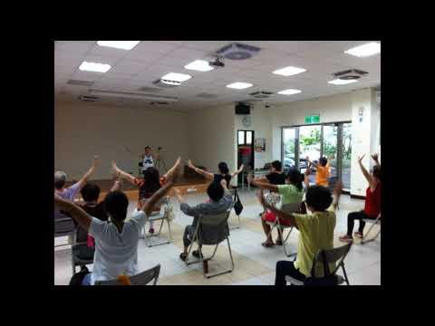 105/09/14華江社區照顧關懷據點活動影片