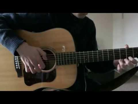 Andra and the BackBone Sempurna Guitar Cover ™☆Music On Facebook☆™
