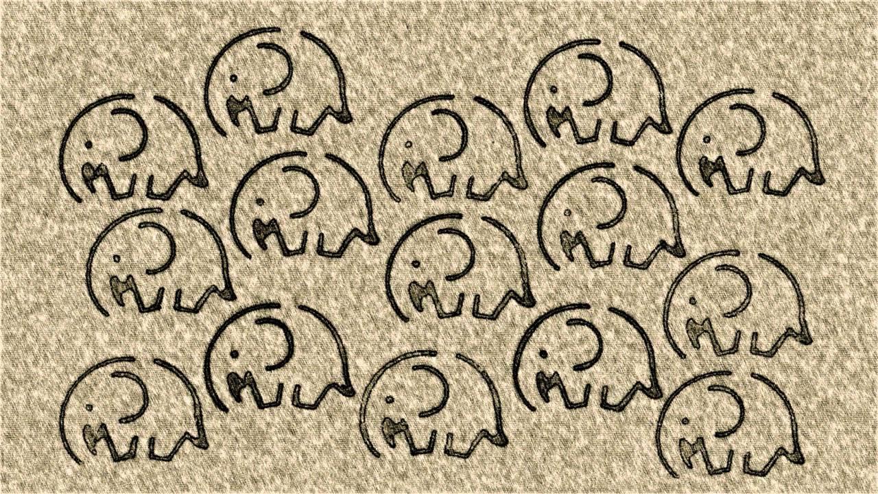 Gedicht über sechzehn graue Elefanten, lustige Ideen für ...