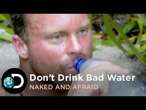Don't Drink Bad Water | Naked and Afraid thumbnail