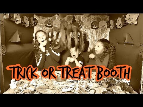 Thumbnail: Halloween Trick or Treat Booth of Fear
