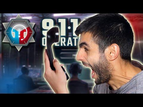 UN TRABAJO MUY COMPLICADO  911 Operator  SERVICIOS DE EMERGENCIA español gameplay  KraoESP