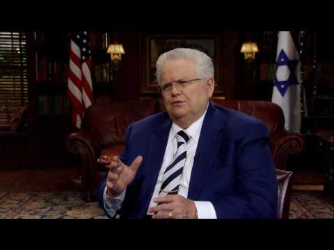 Pastor John Hagee on God's Great Plan for the Jewish People