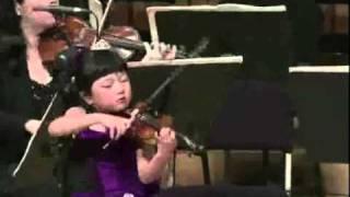 201109_고소현KoSoHyun(5yrs)_바흐바이올린협주곡 A단조 1악장.wmv