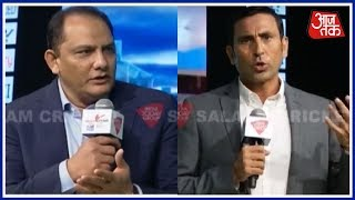 Younis Khan Thankful To Mohammad Azharuddin For His Advice | Salaam Cricket 2018