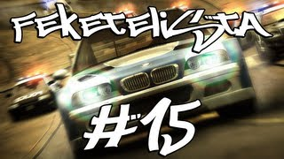 Need for Speed: Most Wanted (2005) | Feketelista #15 (Sonny)