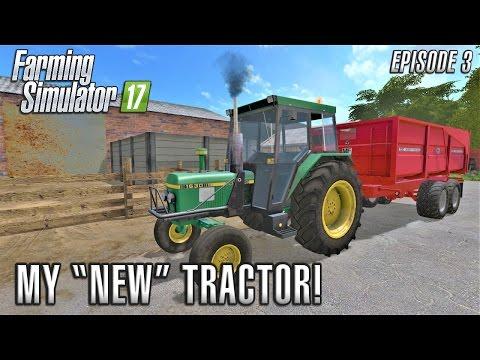 Farming Simulator 2017 | Sandy Bay | GIVEAWAY | Episode 3