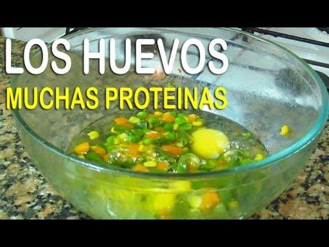 Comidas ricas y faciles de hacer deliciosos huevos for Comidas ricas y faciles de preparar