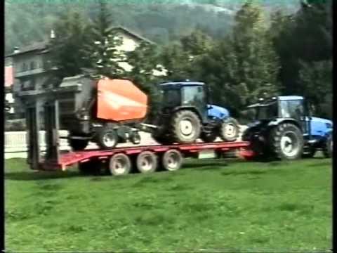 Videopresentazione della gamma randazzo i carrelloni for Rimorchi randazzo