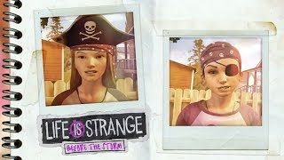 ДЕТСТВО МАКС И ХЛОИ ► Life is Strange: Before the Storm Farewell #1