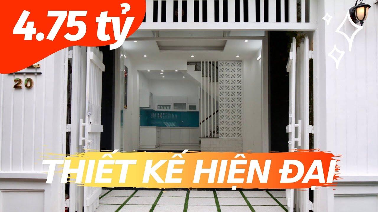Bán Nhà Quận 7 Hẻm Xe Hơi Tân Quy. DT 4x10m, 1 Lầu 3 Phòng Ngủ Siêu Đẹp ✔️ Ngabds.com