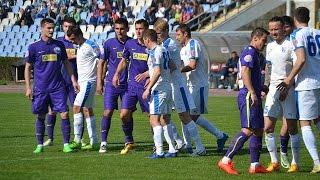 Все голы 18-го тура чемпионата Премьер-лиги КФС